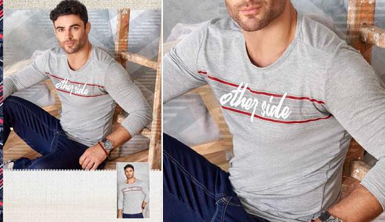 Camiseta manga larga Zed